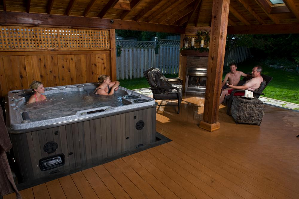Leading Hot Tub Sales & Servicing Based In The South West